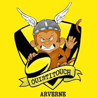 Logo OuistiTouch Arverne
