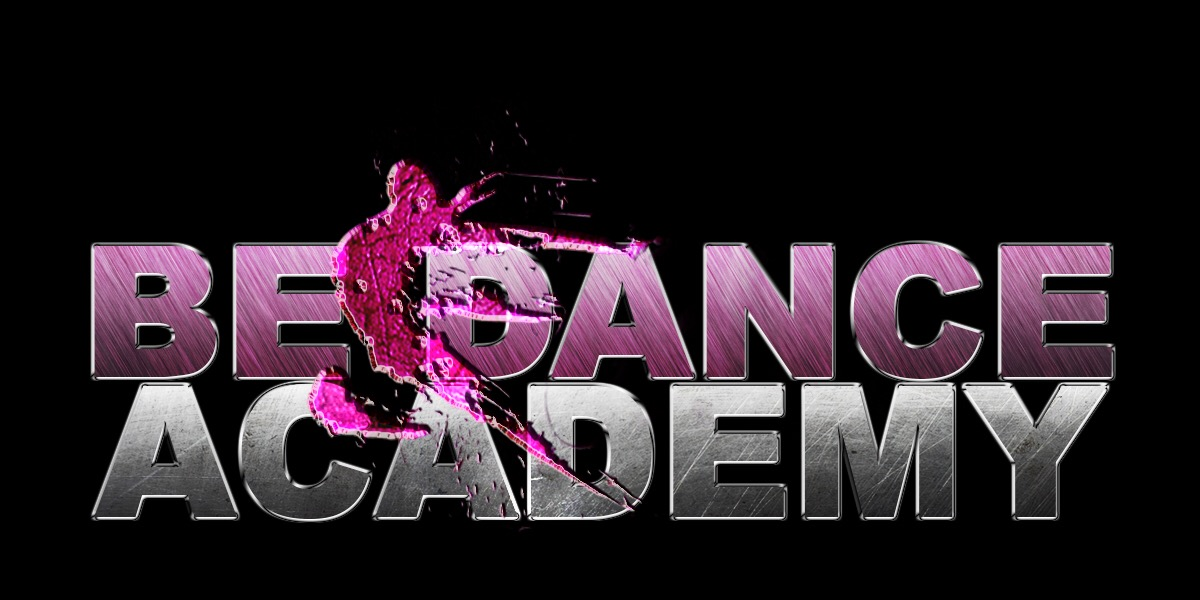 Logo Be dance academy