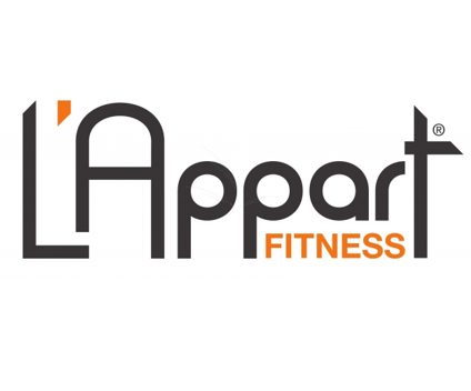 Logo L'Appart Fitness Clermont