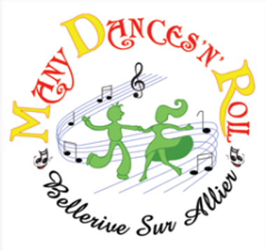 Logo Many Dances'N'Roll