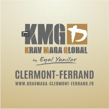 Logo KRAV MAGA GLOBAL (KMG) 63
