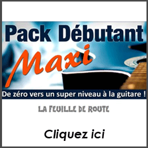 Logo Pack guitare